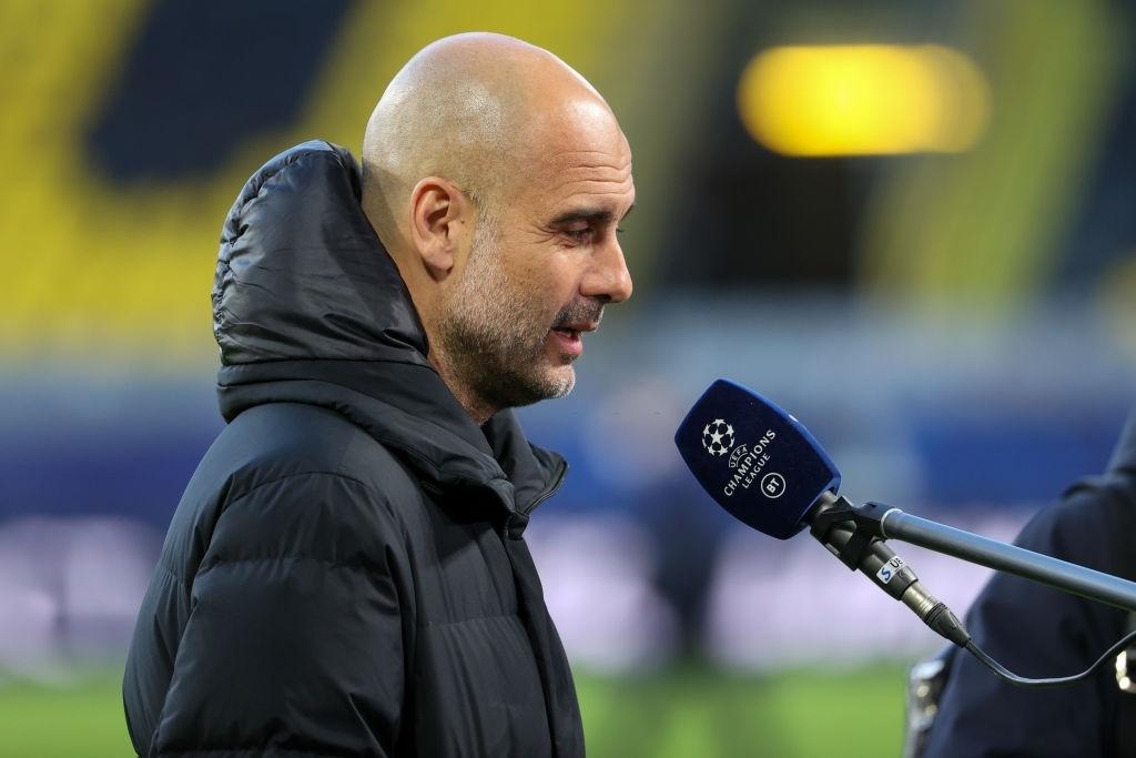 منچسترسیتی / لیگ قهرمانان اروپا / Manchester City / UCL / BVB