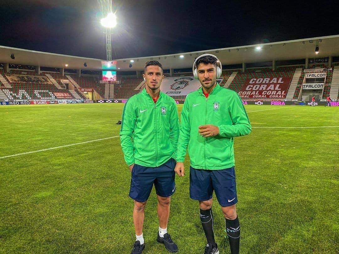 ماریتیمو-لیگ پرتغال- ایران