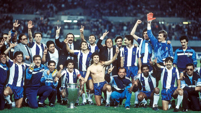 پورتو قهرمان لیگ قهرمانان 1976-78