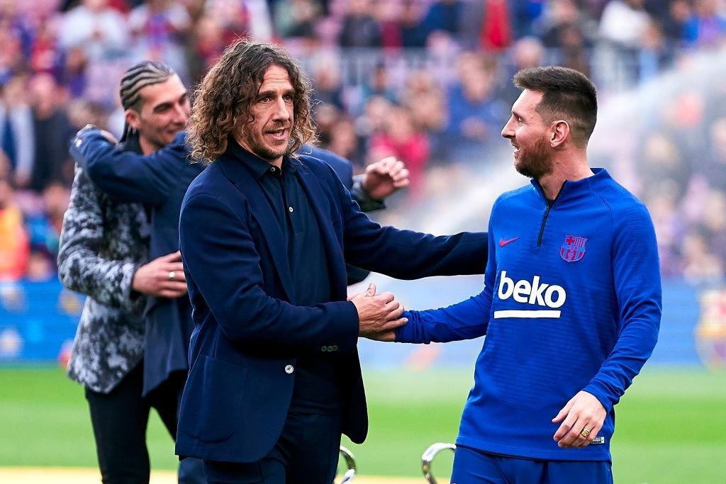 کاپیتان سابق بارسلونا