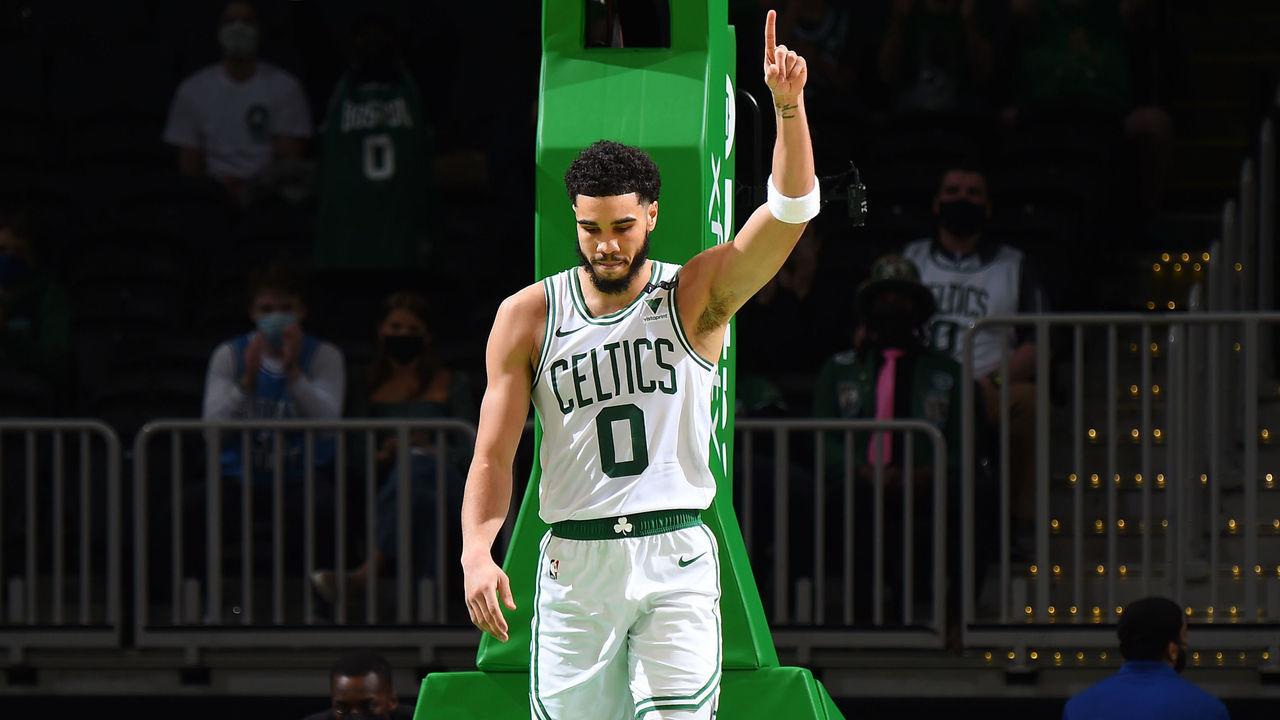 Jayson Tatum - Boston Celtics - NBA Games