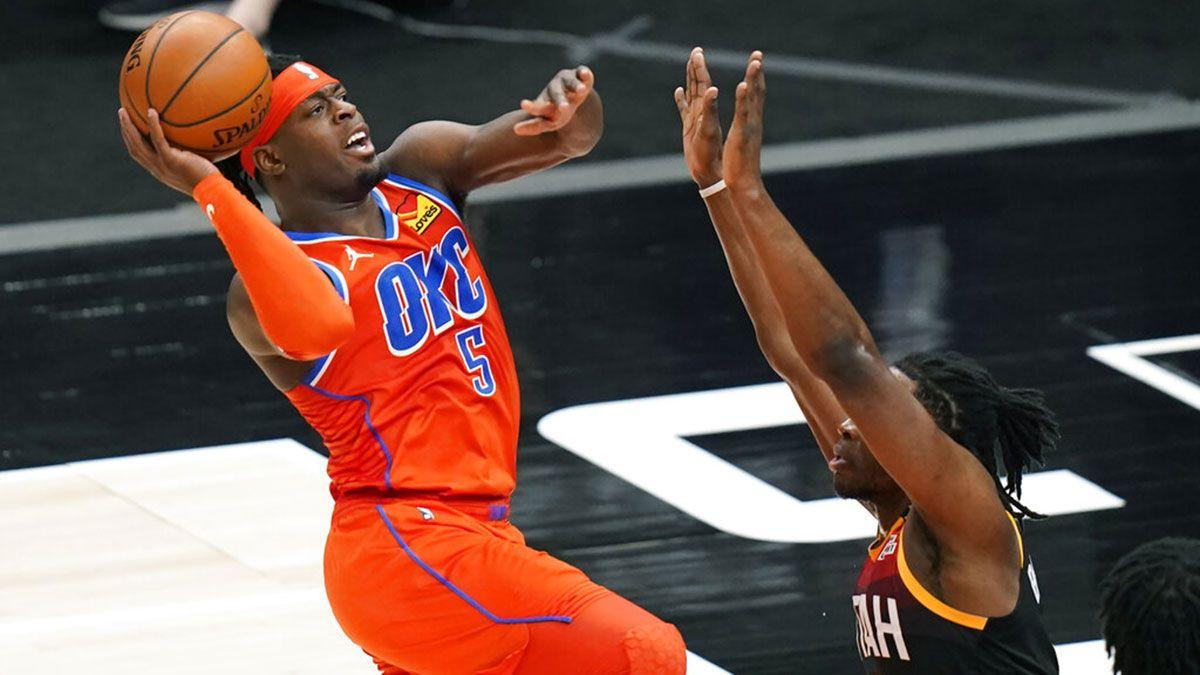 Luguentz Dort - Oklahoma City Thunder - NBA Games