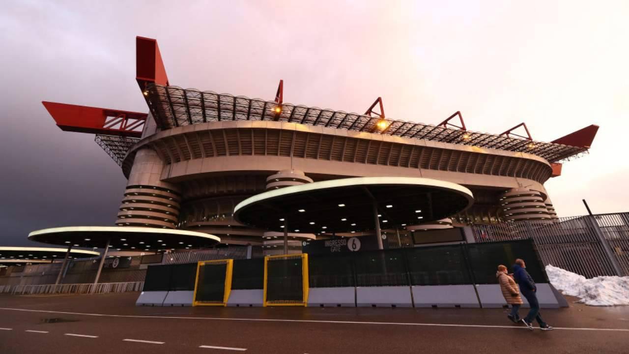 استادیوم اینتر / میلان
