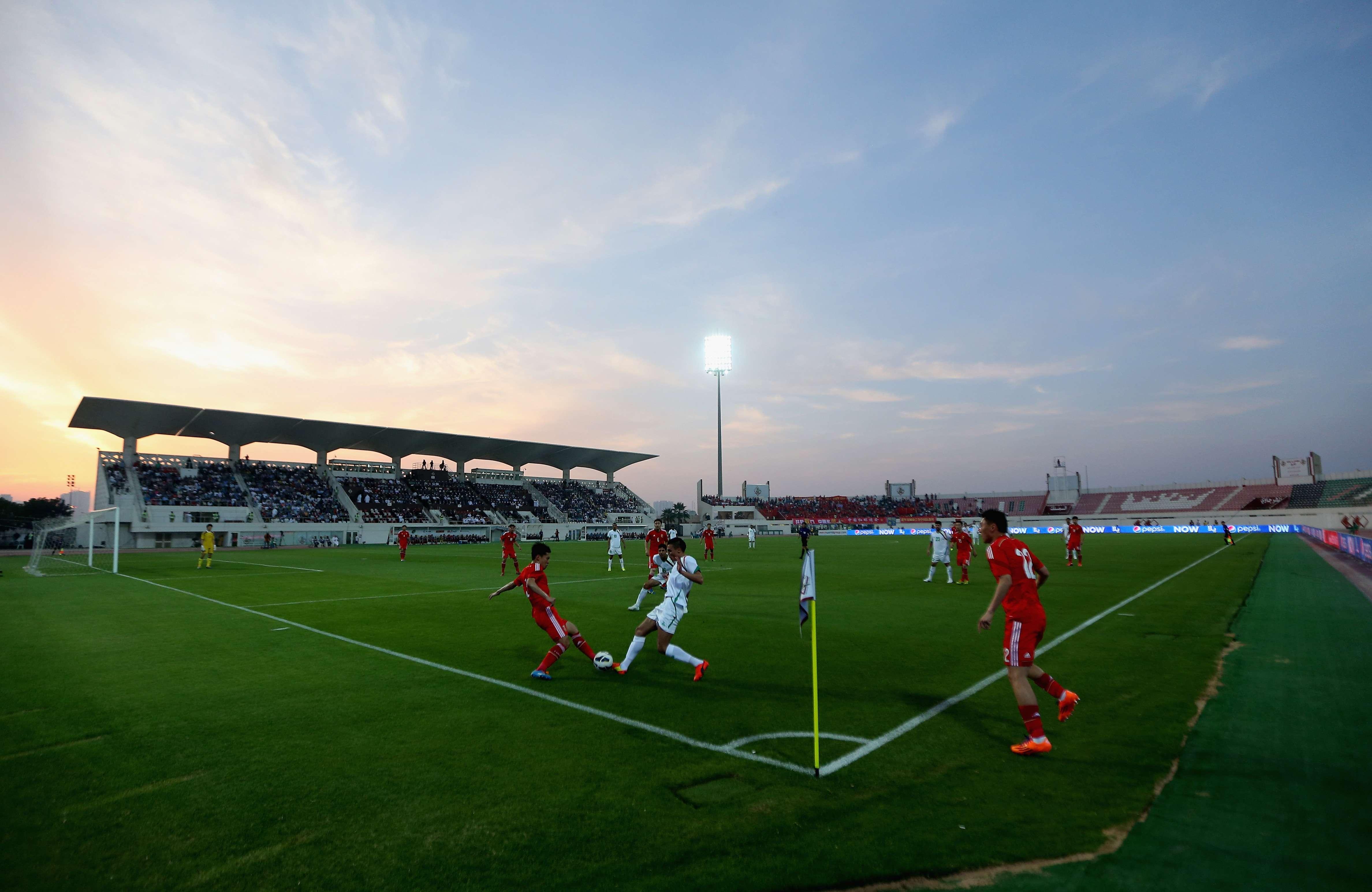 ورزشگاه الشارجه